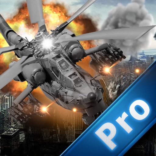 A Flight Risk On Helicopter Pro - Combat War Strike Propeller Wings