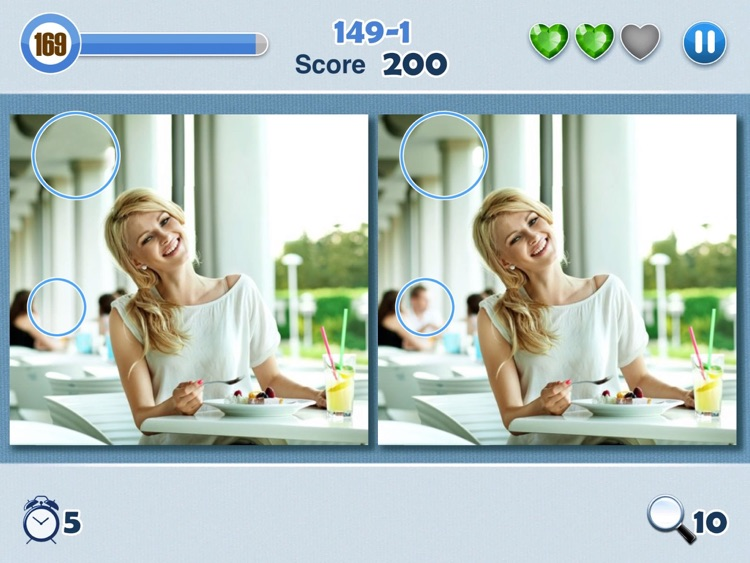 What's the Difference? HD ~ spot the differences·find hidden objects·guessing picture games screenshot-3