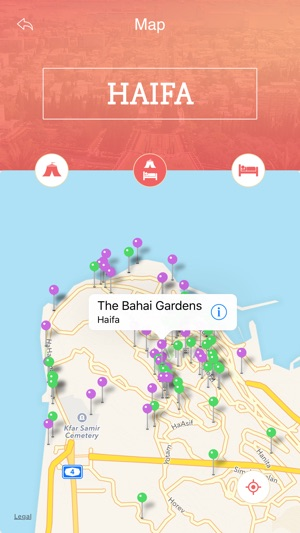 Haifa Tourism Guide on the App Store