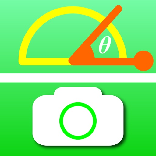 分度器カメラ
