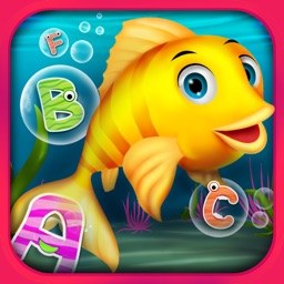 Alphabet in Sea World for Kids - Pro