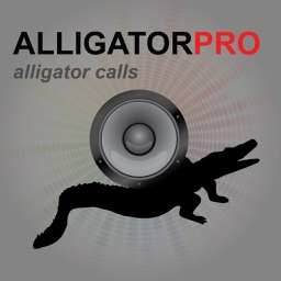 REAL Alligator Calls and Alligator Sounds for Calling Alligators - (ad free) BLUETOOTH COMPATIBLE