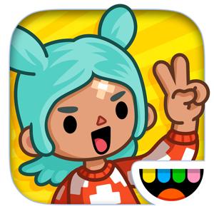 Toca Life: City Education app