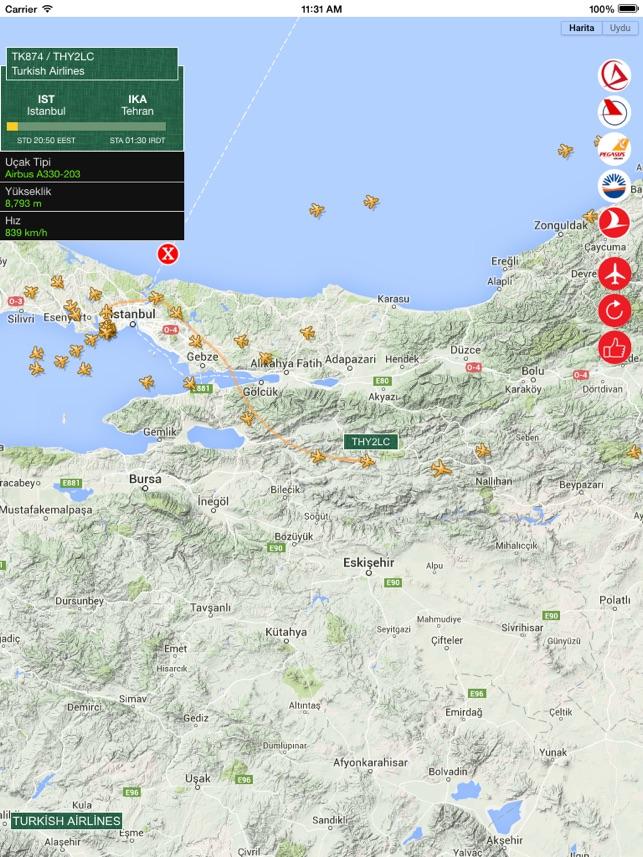Arab Radar Emirates Air Arabia