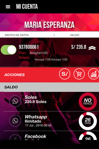 Virgin Mobile Peru - náhled