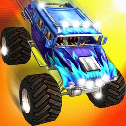 Monster Truck Stunt Speed Race