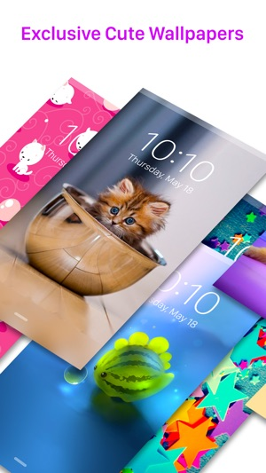 Cute Wallpapers Adorable Backgrounds On The App Store