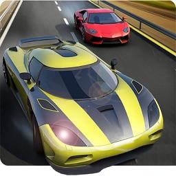 3D Rally Racing Hot Drift Driver Dubai Street Drifting Drag Racing Simulator