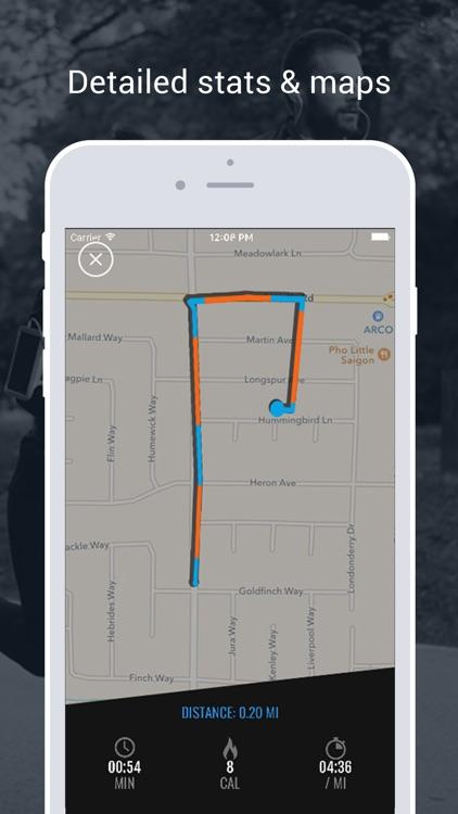 Running Trainer: Mile, 5K, 10K screenshot-3