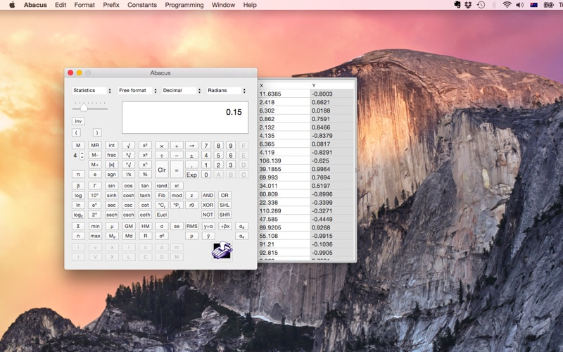 Abacus скриншот программы 3