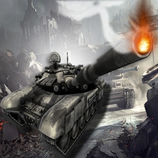 A Tank Of Great Power - War Tanks Simulator