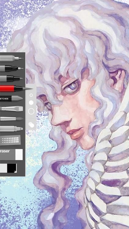 Sketch Art - Draw, Paint & Doodle screenshot-4