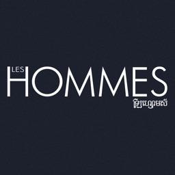 Les Hommes Magazine Cambodia