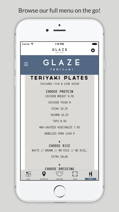 Glaze TeriyakiScreenshot of 3