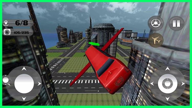 Floating Limo Flying Car Pro