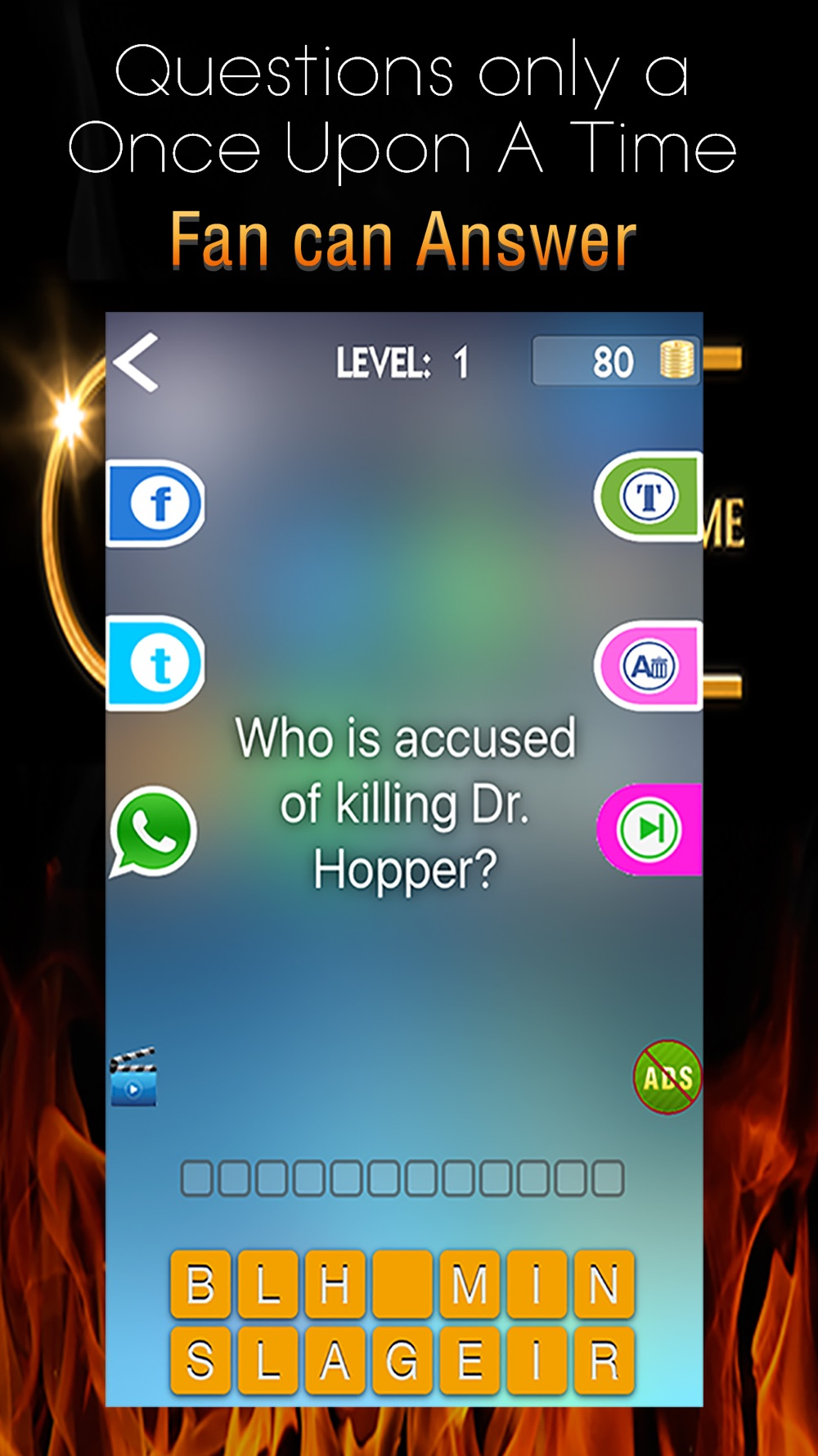 Ultimate Trivia App – Once Upon A Time Family Quiz Edition hack tool