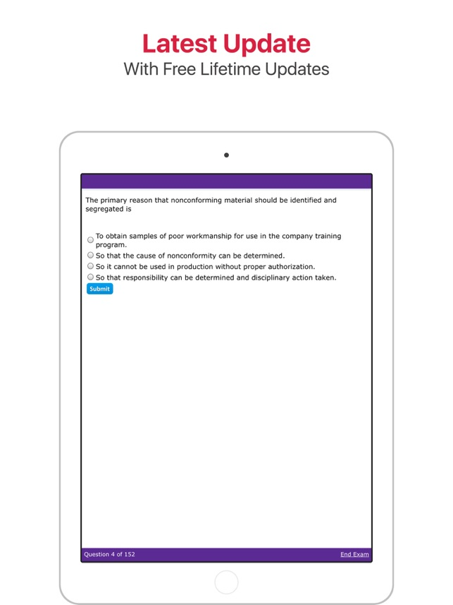 Asq Cqe Quality Engineer Certification On The App Store