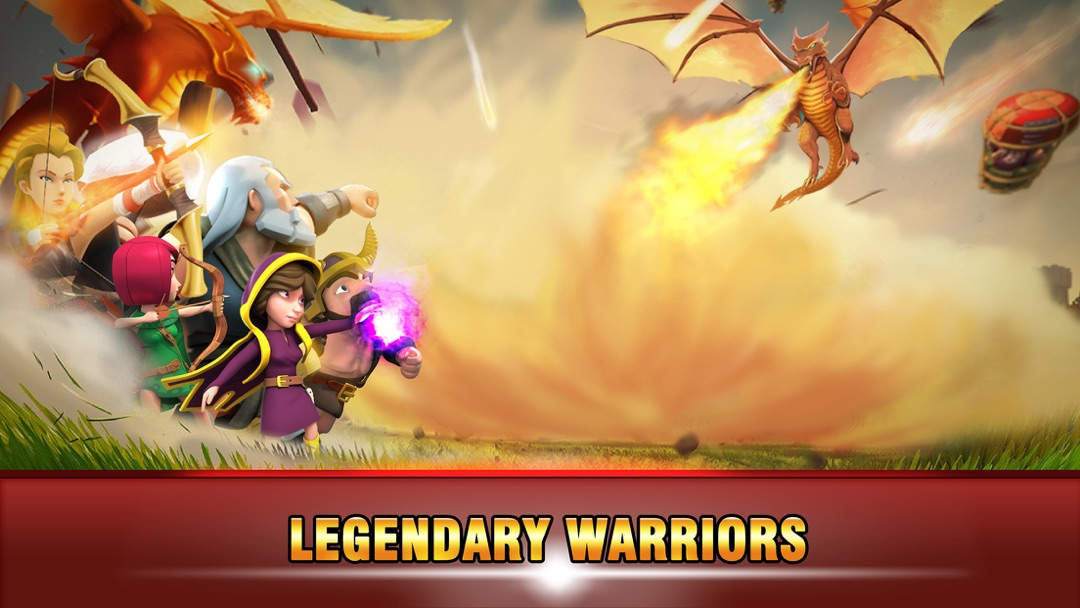 Era Of War: Clash of epic clan - Online Game Hack and Cheat