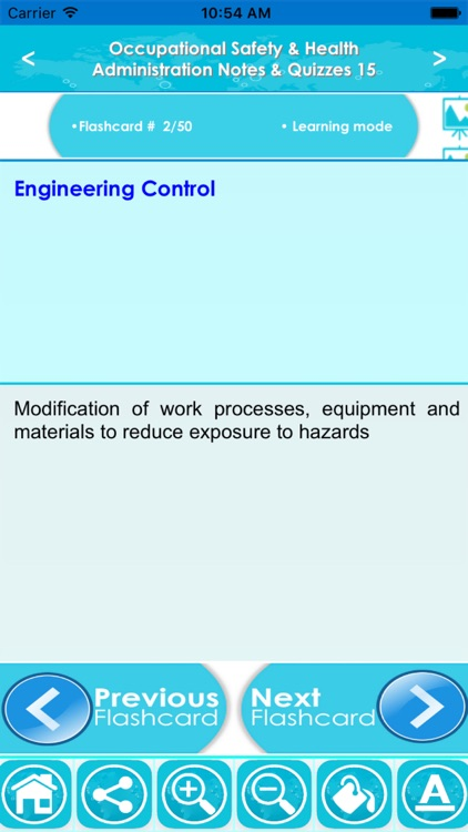 Occupational Safety & Health Administration : 1000 Quiz & Study Notes screenshot-4