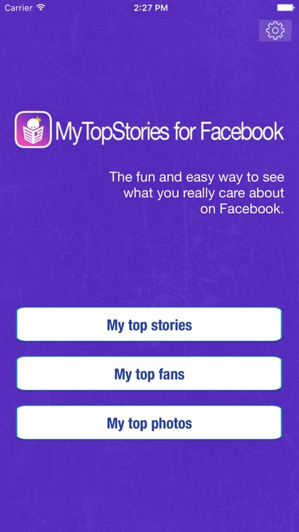 MyTopStories Pro - Track your timeline posts & followers