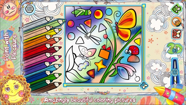 Colorfy Live 3D : Coloring Book for Kids on the App Store