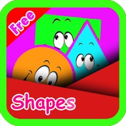 Shapes Book Flashcards App - Learn Different And Amazing Shapes