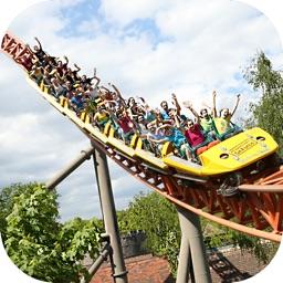 Roller Coaster Simulator 2 - Extreme Adventure Roller Coaster Madness 2016