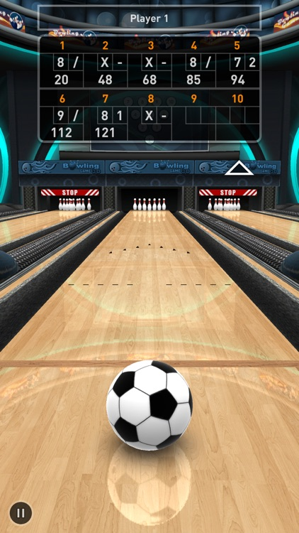 Bowling Game 3D Plus screenshot-2