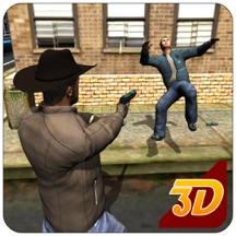 真正的黑社会性质组织犯罪模拟器3D - 黑社会黑手党镇模拟