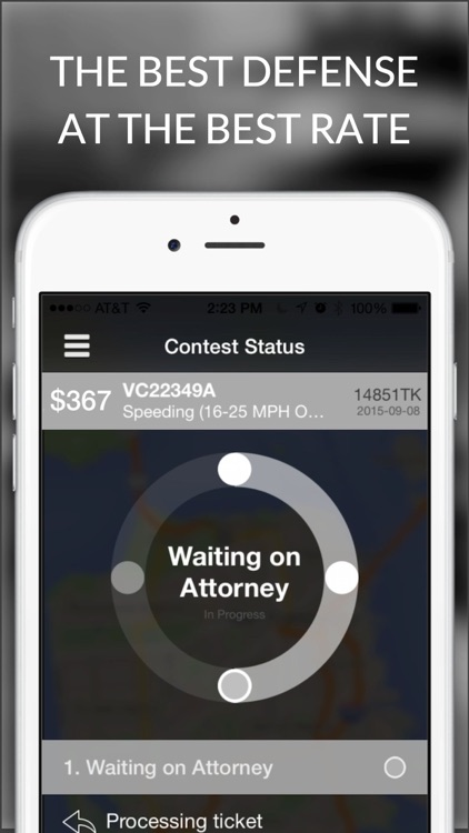Speeding Ticket App >> Fixed - Get your speeding, red light, & other traffic tickets dismissed by Fixed Technology LLC