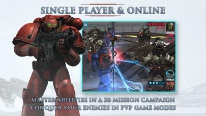 Warhammer 40,000: Regicide screenshot three