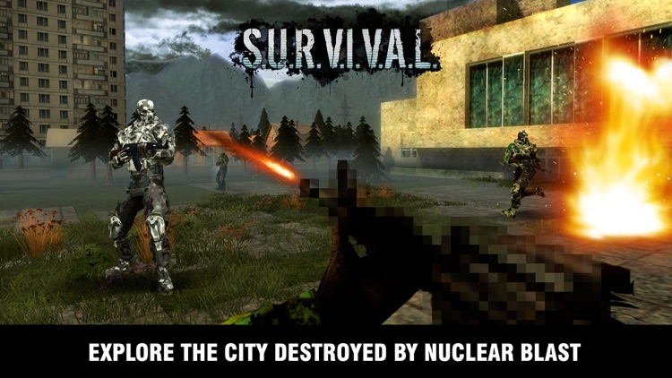 Chernobyl Survival Simulator 2