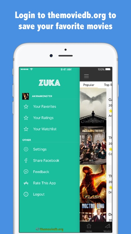 Zuka Movies & TV Shows screenshot-4