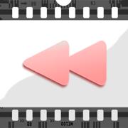视频倒转 - 逆转影片,时光回流,倒放回放 for 微信,QQ