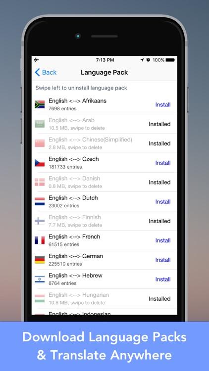 LingoCam Lite: Translator