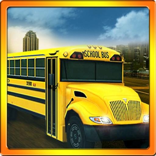 School Bus Drive Simulator