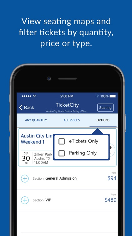 TicketCity: Buy Sports, Concerts & Theater Tickets