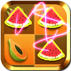 Activities of Fruit Crush Link Mania- Drag finger with like Fruits