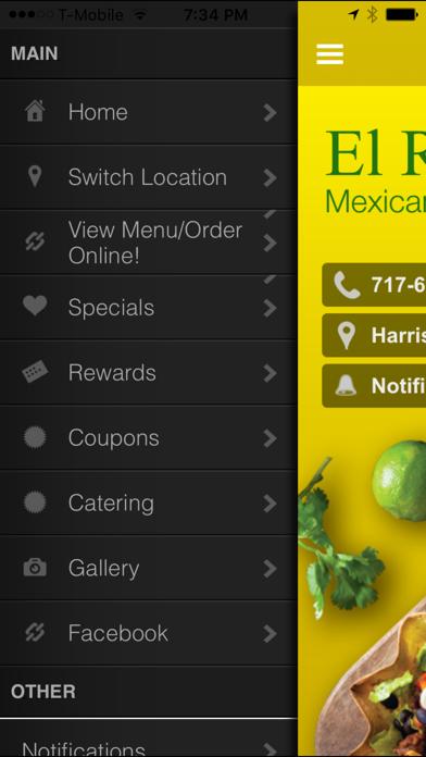 El Rodeo Mexican RestaurantScreenshot of 2