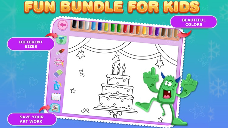 Hellokids Coloring Pages screenshot-3