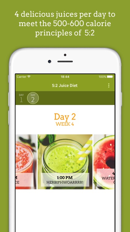 Jason Vale's 5:2 Juice Diet screenshot-1