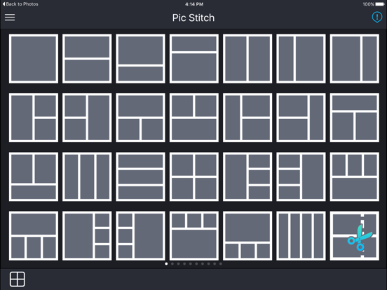 Pic Stitch - n.º 1 de collage