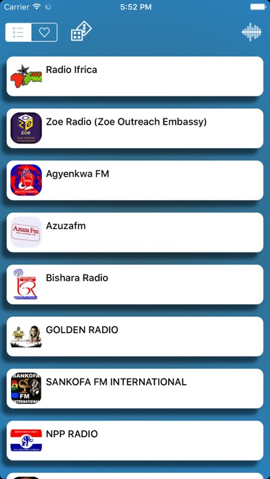 All Ghana Radios Free - Online Stations with News, Sports