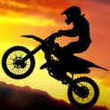 Motorcycle Сross -  trial bike race! icon