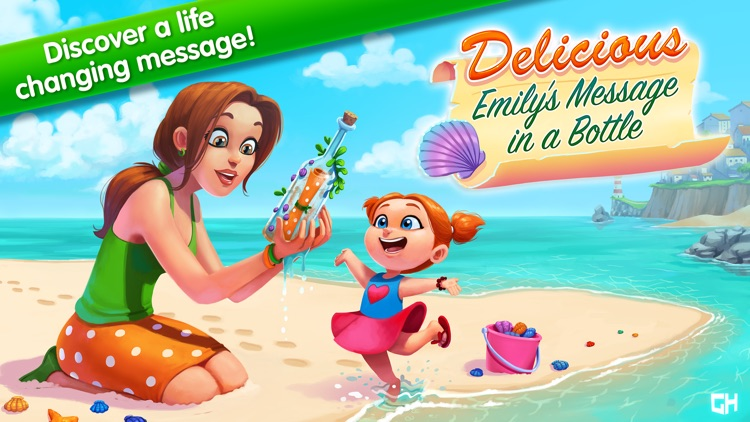 Delicious - Emily's Message in a Bottle screenshot-4