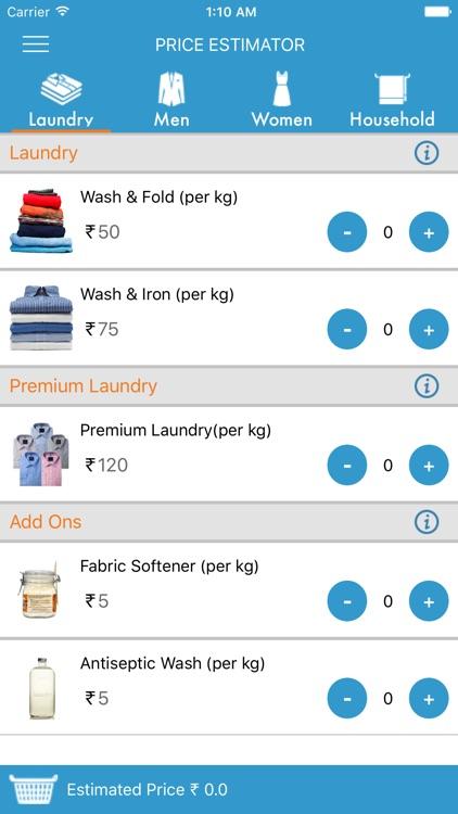 Pick My Laundry screenshot-3