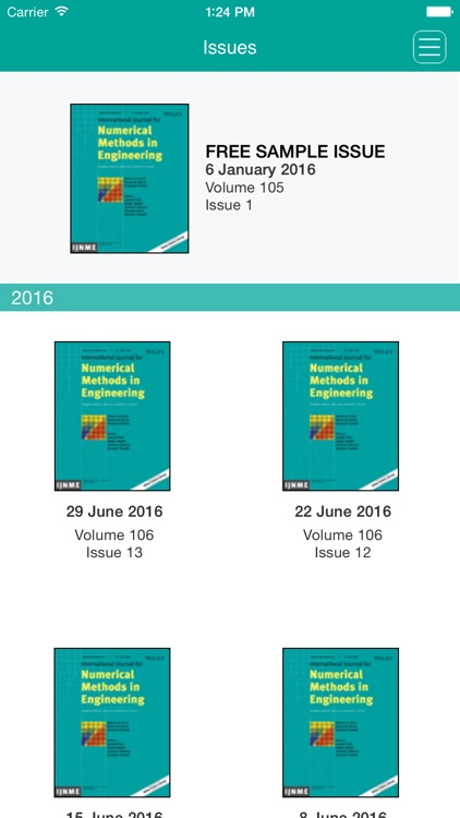 International Journal for Numerical Methods in Engineering