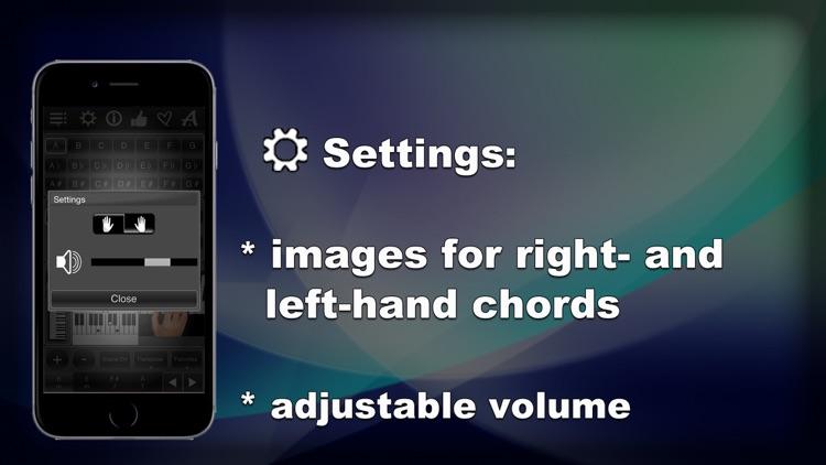 120 Piano Chords screenshot-4
