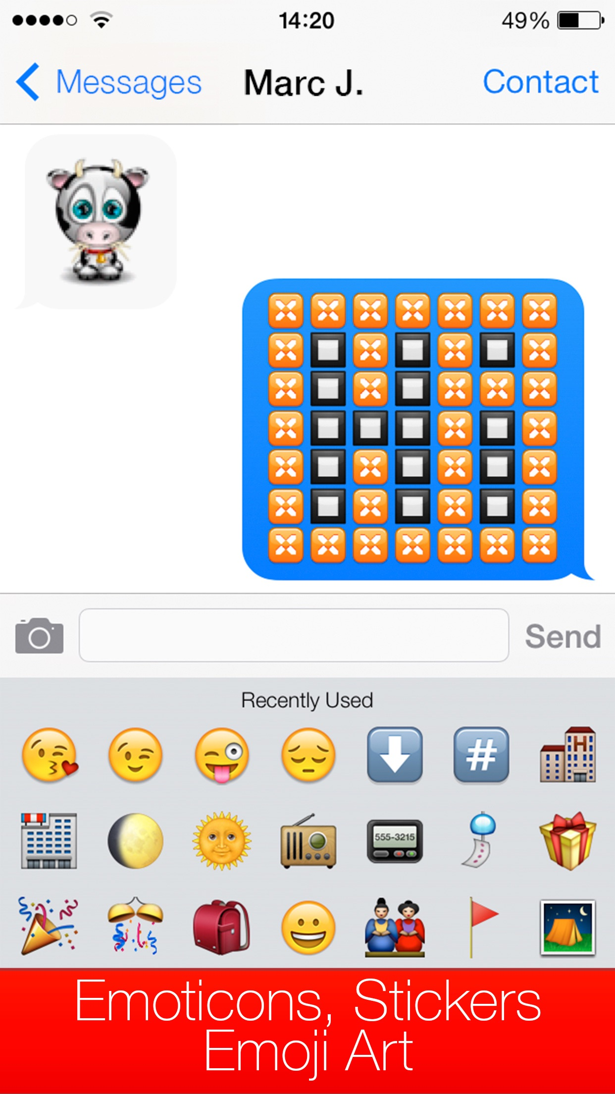 Emoji - Keyboard Screenshot