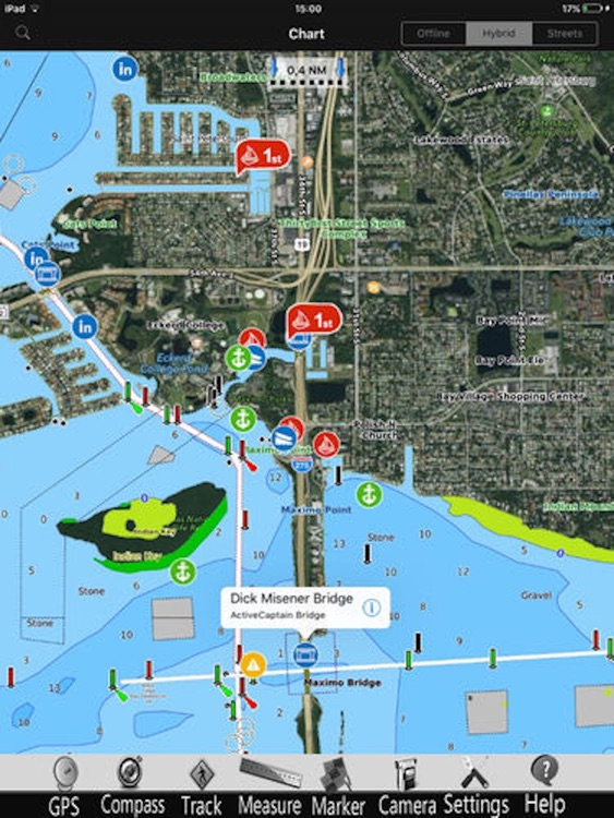 US Great Lakes GPS Charts Pro